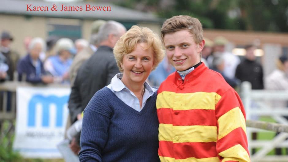 Karen & James Bowen