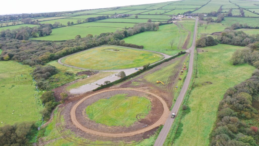 Our three gallops